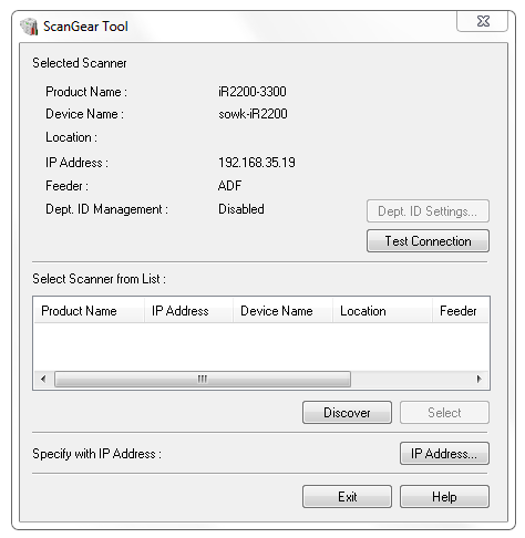 How to Install and Configure Canon ScanGear Tool Software