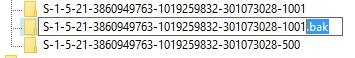 sid temporary profile windows 7 fix