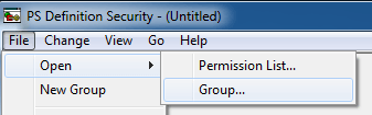 Definition Security Open Group