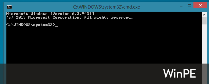 winpe-directory