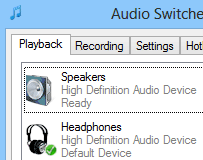 audio switcher