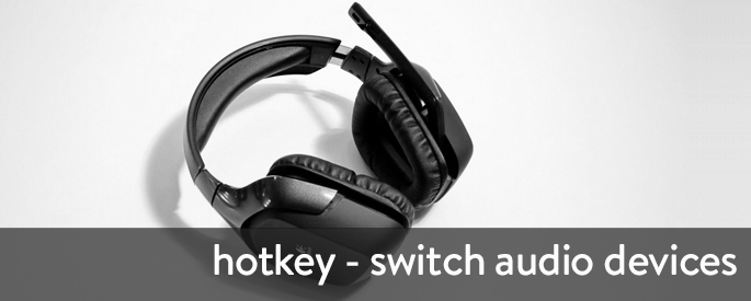 hotkey-switch-audio-devices