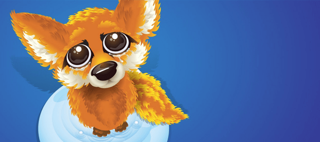 mozilla-fox