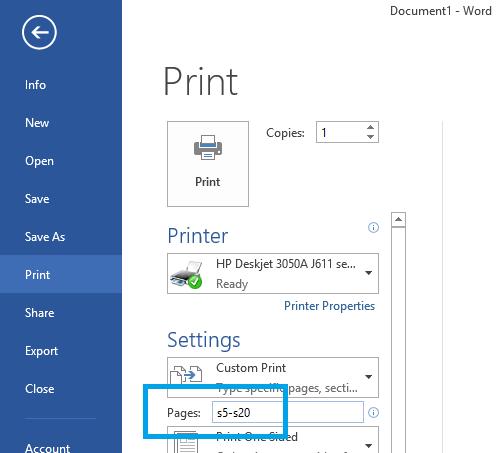 print-custom-page-range