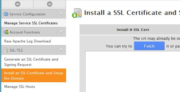 install-an-SSL-Certificate