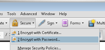 encrypt-with-password