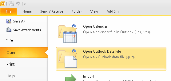 microsoft-outlook-open-pst-file
