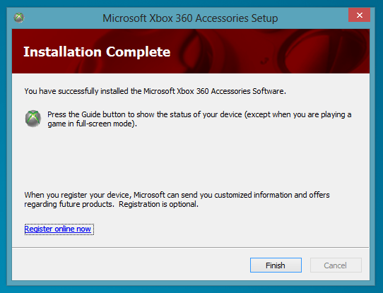 Install Xbox Controller on PC