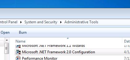 framework-2.0-configuration