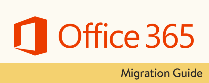 TheITBros Unofficial Microsoft Office 365 Migration Guide ...