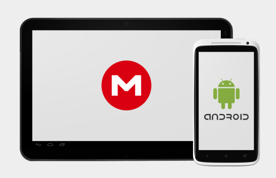 Mega-Launched-official-Android-app