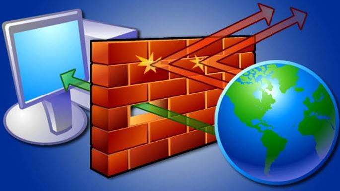 firewall - internet safety