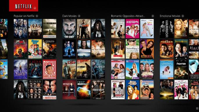 best windows apps - netflix