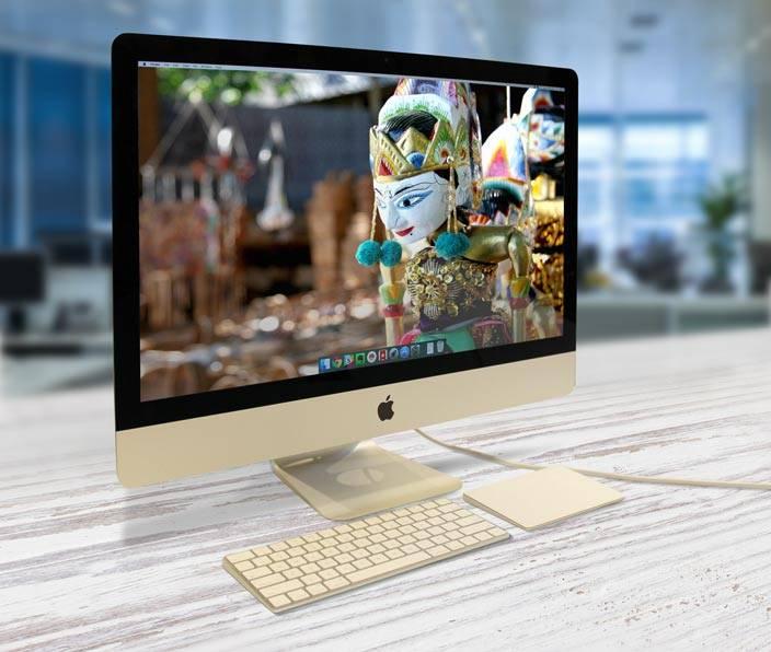 Apple iMac 4k 21.5