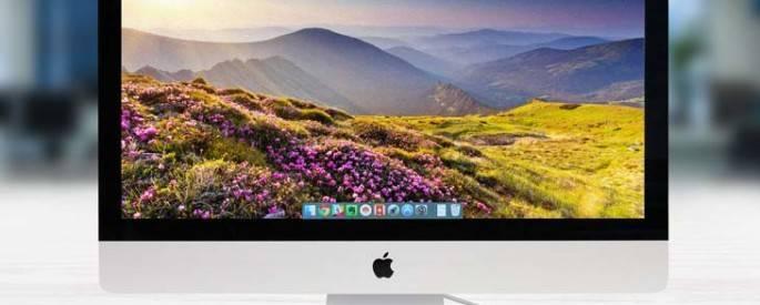 iMac 4k Retina 21.5