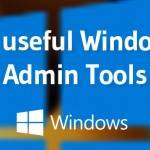 15 useful admin tools