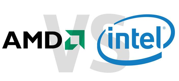difference between intel and amd processors pdf