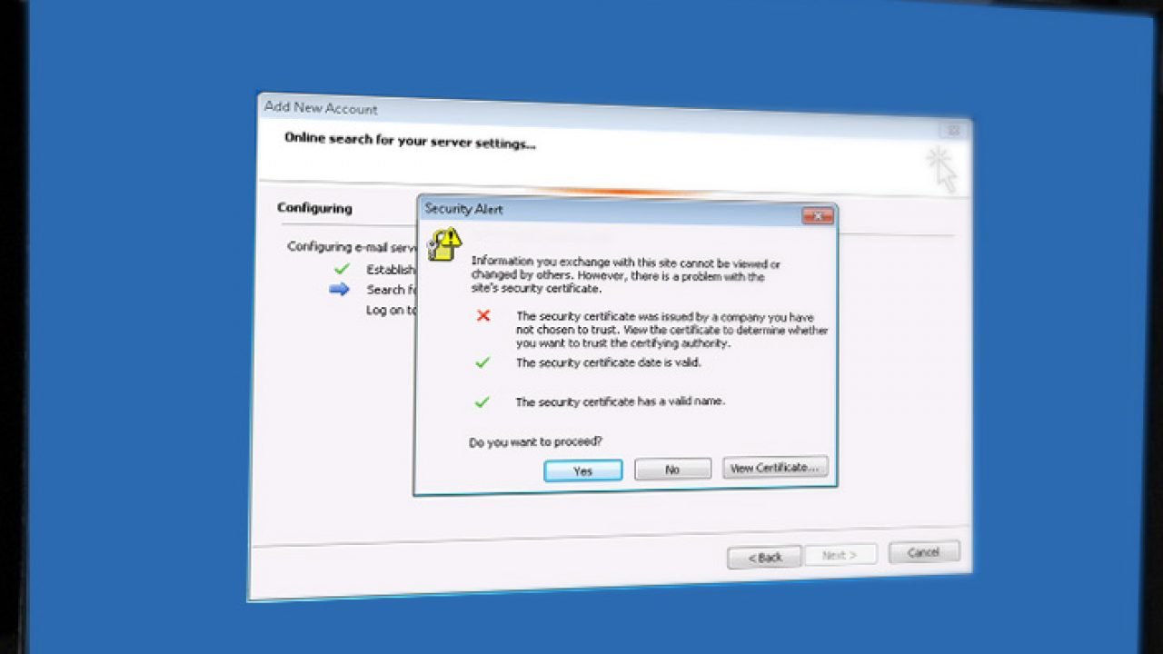 Install a Self-signed certificate by using Group Policy