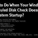 windows 10 check disc