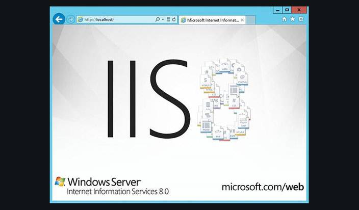 IIS windows server