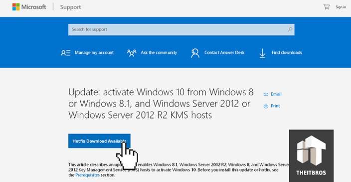 kb 3058168 windows update