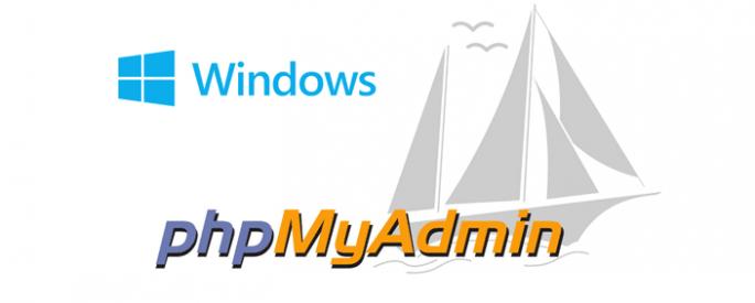 phpmyadmin windows