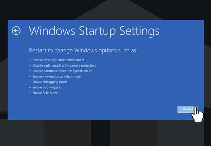 windows 10 flashing desktop