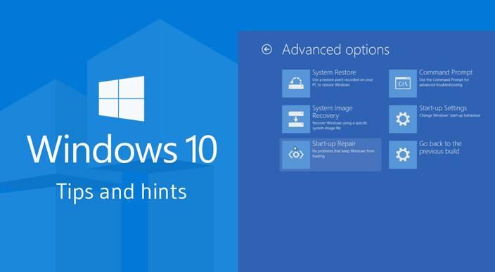 Repair Windows 10