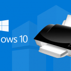 windows 10 default printer change