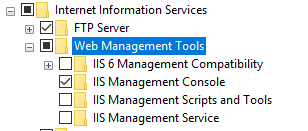 ftp server on windows 10 machine