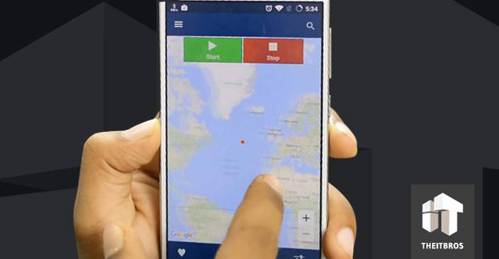 android fakegps