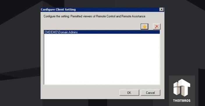 configure client settings