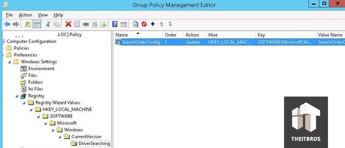 gpo management editor