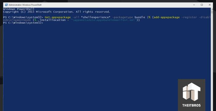powershell get package