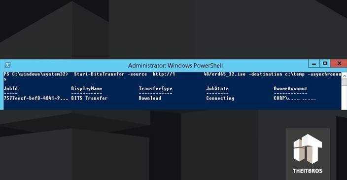 powershell source