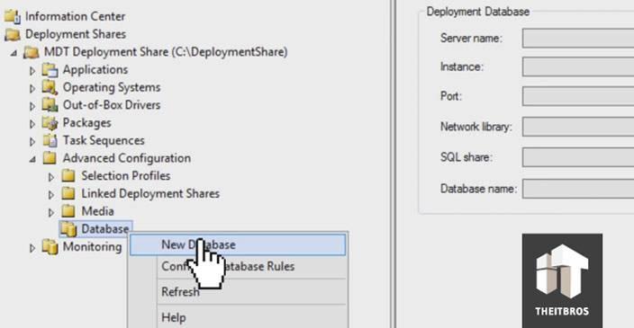 how to make sql database offline