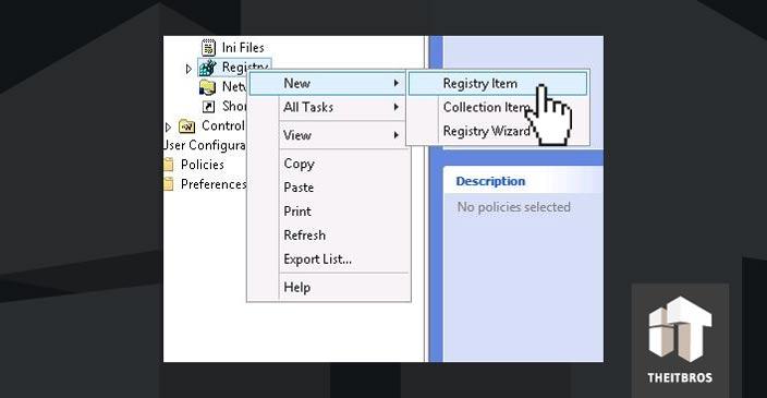 gpo registry key