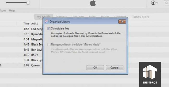 how to transfer music from itunes to computer windows 10