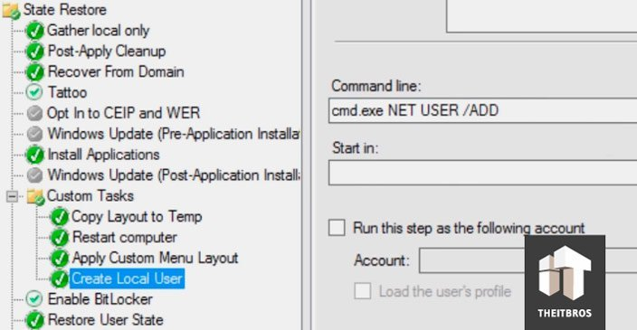 import-startlayout windows 10