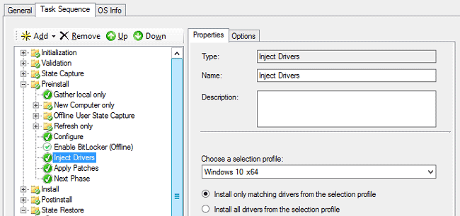 Deploy Windows 10 with MDT 2013 and WDS – TheITBros