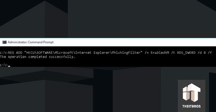 phishing filter