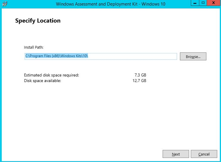 deploying windows 10 with mdt
