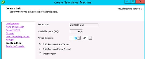 disk virtual machine