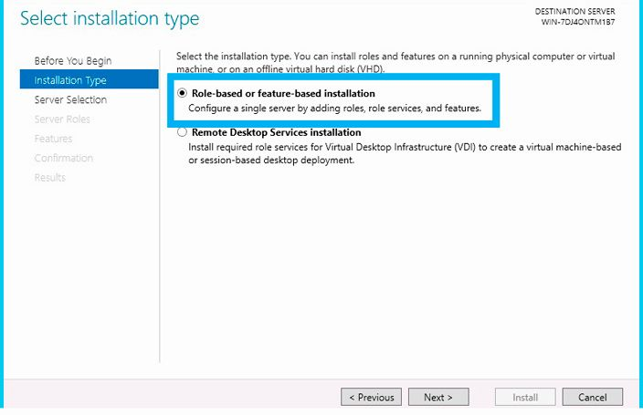 how to open dns manager in windows server 2012