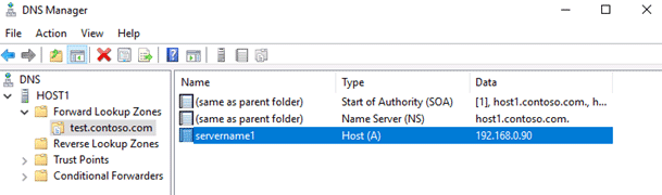 how to install dns server in windows server 2012