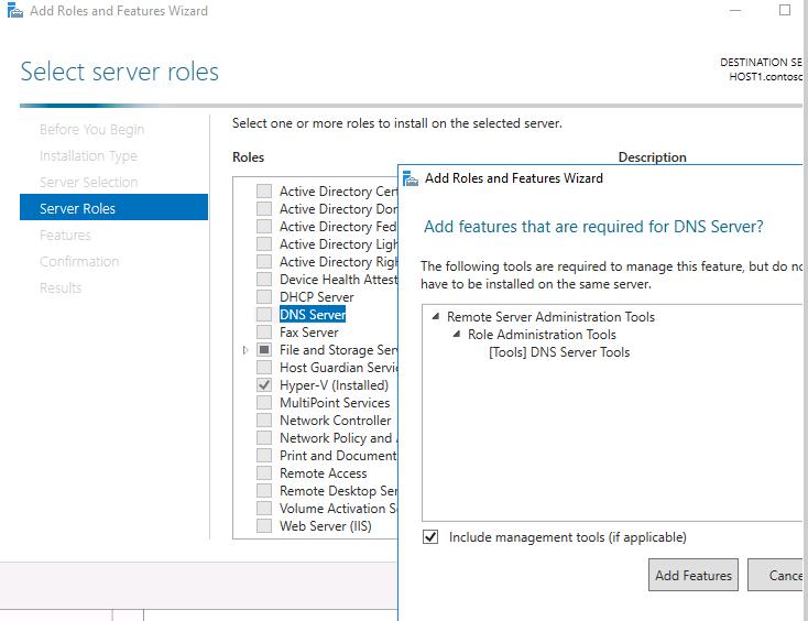 DNS Server on Windows Server