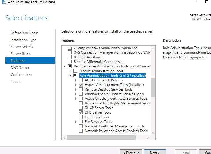 configuring DNS Server guide