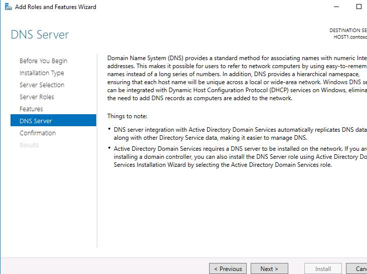configuring DNS Server tutorial