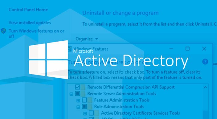 Installing Active Directory Snap In On Windows 10 Theitbros