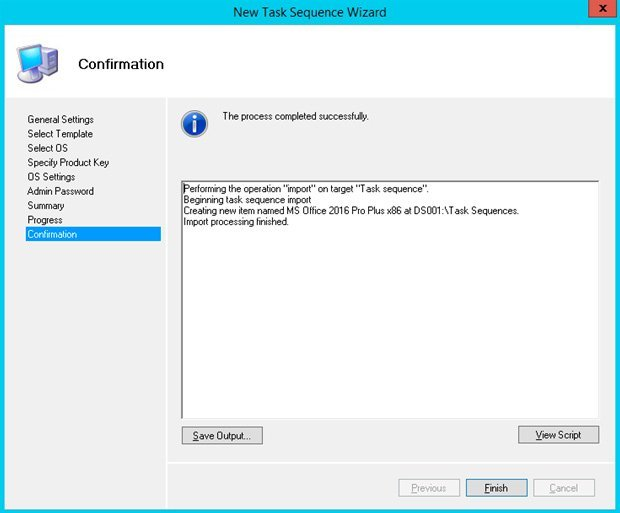mdt application install command line